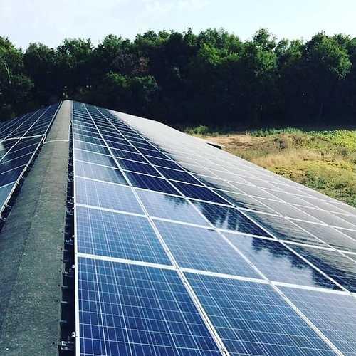 Nettoyage de 660m2 de panneaux photovoltaïques- exploitation agricole 0